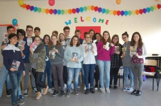 "Liceo ""Leopardi"" Recanati, 3°E (Scientifico) - February 2016"
